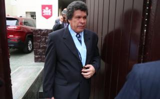 """Benítez: """"Fiscal Castro quiere dejar indefenso a Toledo"""""""