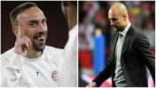 Champions: Ribéry felicitó a Mónaco tras eliminar a City de Pep