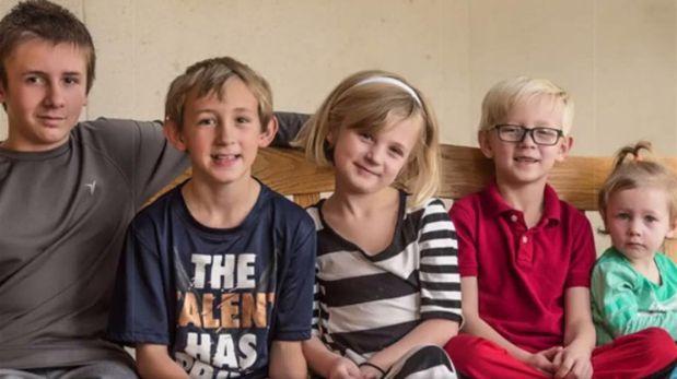Son hermanos, se quedaron huérfanos y buscan una familia