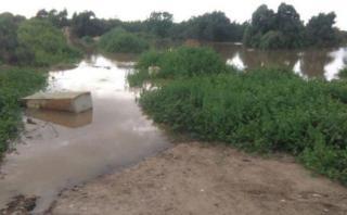Río Piura podría desbordarse y ya hay 14 mil damnificados