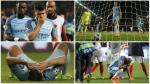 M. City eliminado de Champions: las imágenes de la tristeza - Noticias de willy caballero