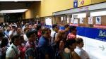 Metropolitano funcionará hasta pasada la medianoche - Noticias de javier prado la marina