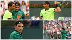 Roger Federer: imágenes de la aplastante victoria ante Nadal - Noticias de masters indian wells