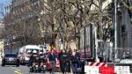París: Explosión de carta bomba en sede del FMI deja un herido - Noticias de asesinato en