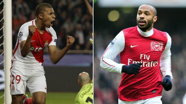 Kylian Mbappé, el crack de 18 años que hace recordar a Henry
