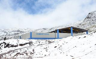 Puno: nieve y granizo incrementan cauces en cuenca del Titicaca