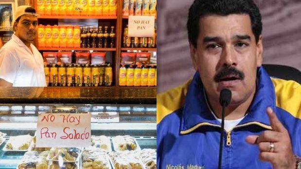 """Venezuela expropia primeras dos panaderías en """"guerra del pan"""""""