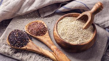 10 datos que no sabías de la quinua (y tips para consumirla)