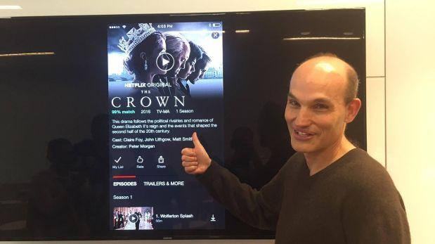"""Netflix cambia calificación con estrellas por """"pulgar arriba"""""""