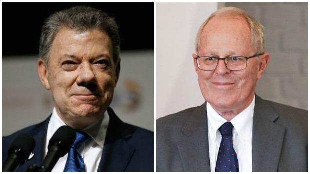 """Santos: """"Nuestra solidaridad con Perú por tragedia que afronta"""""""