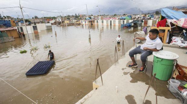 62 chilenos están aislados por inundaciones en Perú — Cancillería
