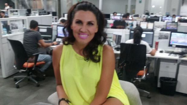 "Patricia Portocarrero: ""Soy humorista por supervivencia"""