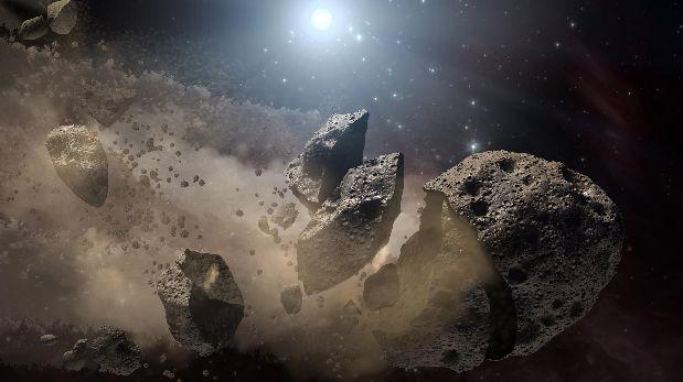 Trump cancela misión que busca redirigir un asteroide