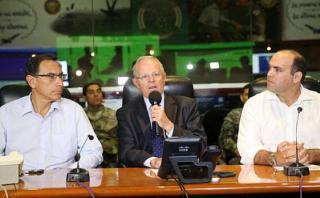 PPK: Ya tenemos lista la parte financiera de la reconstrucción