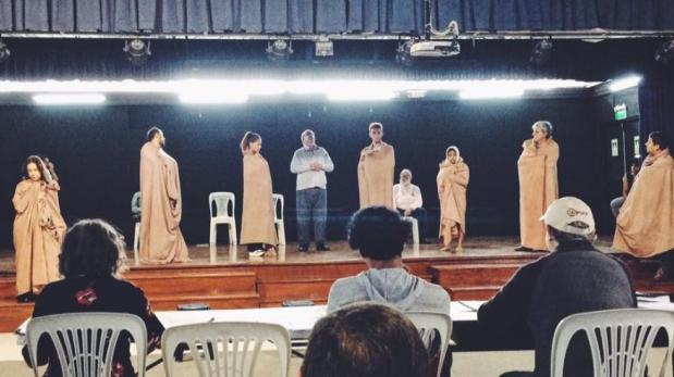 """""""El gran teatro del mundo"""" reúne a un gran elenco de actores"""