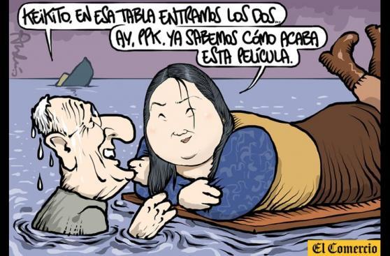 Otra vez Andrés: el humor político de la semana