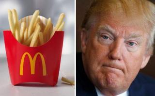 McDonald's denuncia hackeo por tuit en el que mencionó a Trump