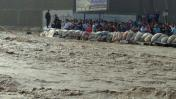 "Desde Huachipa: ""Ayúdennos por favor, estamos atrapados"""