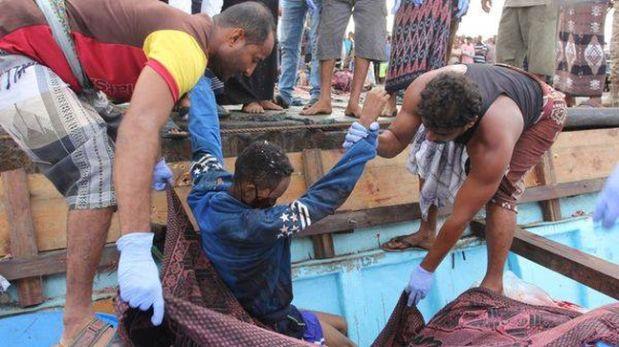 Tragedia en el mar Rojo: Asesinan a tiros a 33 refugiados