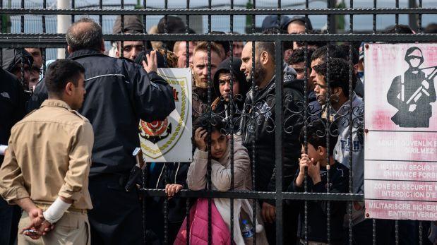 """""""Turquía no debe utilizar a los niños como moneda de cambio"""""""