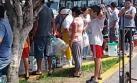 Magdalena: vecinos forman filas para abastecerse de agua