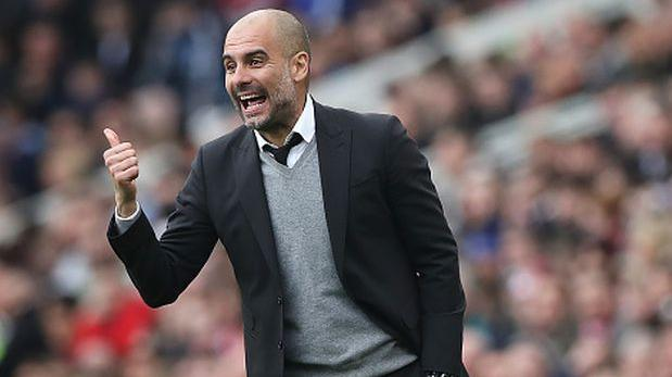 Pep Guardiola describió su actual situación en Manchester City