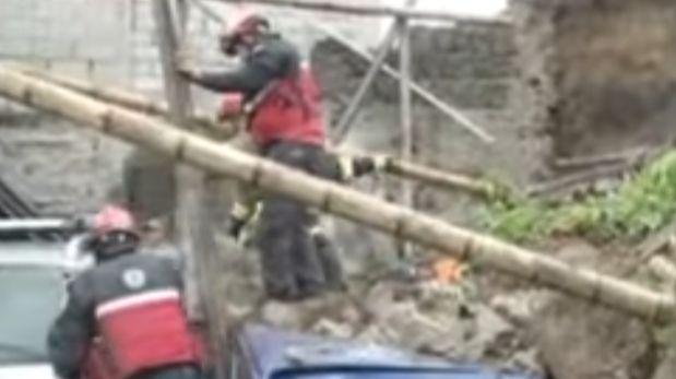 No es el Perú: Los daños que dejaron las lluvias en Ecuador
