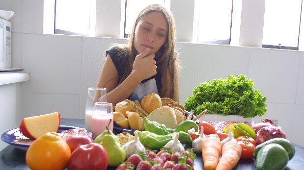 ¿Podrías sobrevivir comiendo un solo tipo de alimento?