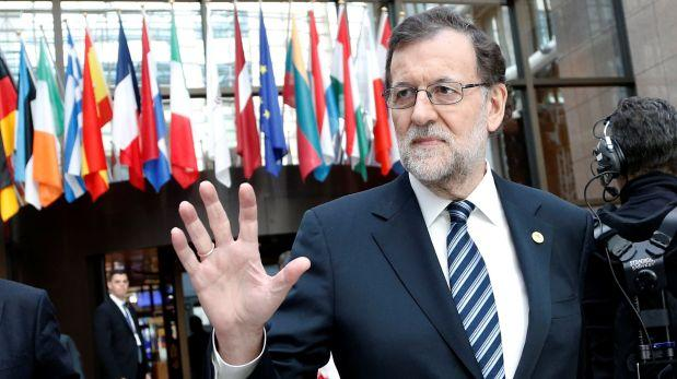 """Rajoy sobre el desarme de ETA: """"que lo hagan y se disuelvan"""""""
