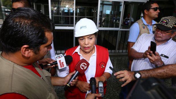 Salgado pide a Castañeda establecer refugios ante emergencias