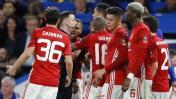 Manchester United fue multado por mala conducta de jugadores