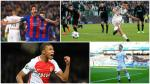 Champions League: las jóvenes figuras que veremos en cuartos - Noticias de andrés iniesta