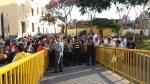 Río Rímac: puentes peatonales fueron cerrados tras crecida - Noticias de vía parque rímac