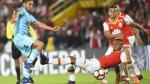 Sporting Cristal cayó goleado 3-0 ante Santa Fe en Libertadores - Noticias de joel sanchez