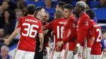Manchester United fue multado por mala conducta de jugadores - Noticias de josé mourinho