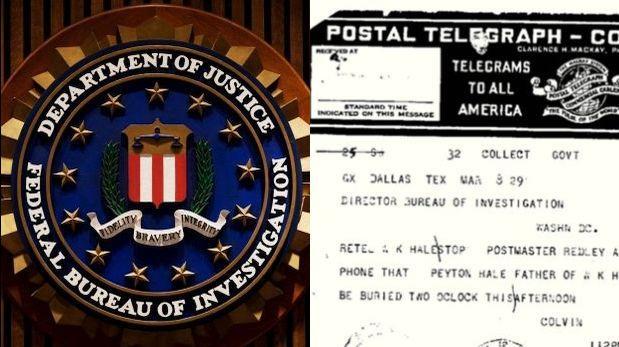 [BBC] La conspiración que llevó a EE.UU. a crear el FBI