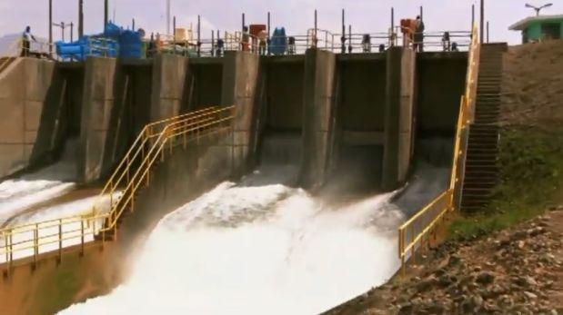 Cajamarca: represa de Gallito Ciego alcanzó su máxima capacidad