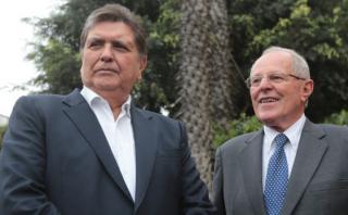Alan García pide respaldar al gobierno de PPK ante emergencias