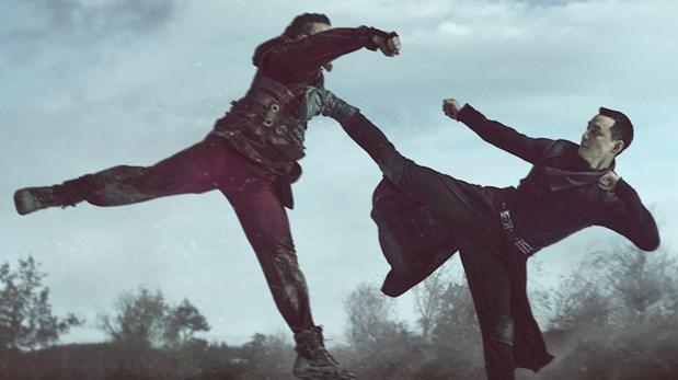 """Las artes marciales regresan a la TV con """"Into the Badlands"""""""