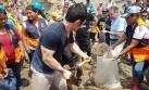 Keiko y Kenji Fujimori reaparecen ante desastres [FOTOS]