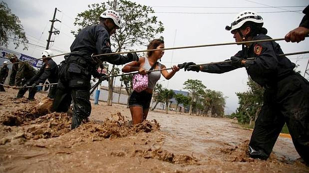 Lluvias en Perú: así pueden hacer donaciones desde el extranjero