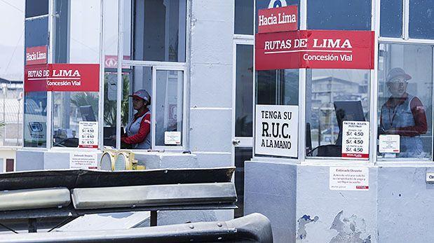 Brookfield compraría acciones de Odebrecht en Rutas de Lima