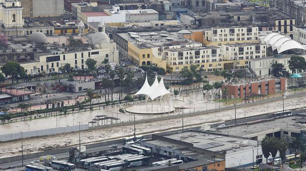 Podría activarse nuevo periodo de lluvias en Lima Este — Senamhi