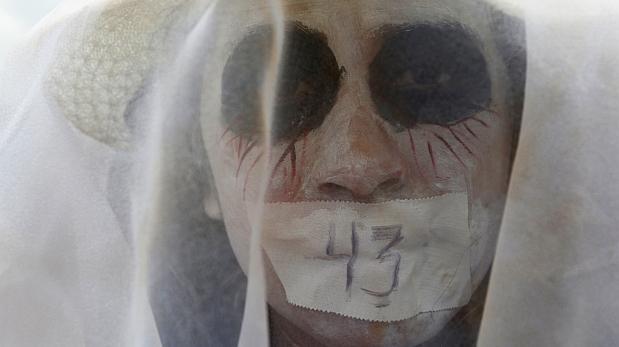 """""""Si México pudo capturar a El Chapo, puede resolver Ayotzinapa"""""""