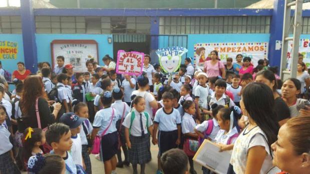 Clases escolares en Lima Provincias se reinician el 27 de marzo