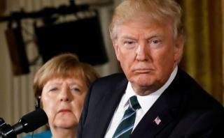 """Donald Trump: """"La inmigración es un privilegio, no un derecho"""""""