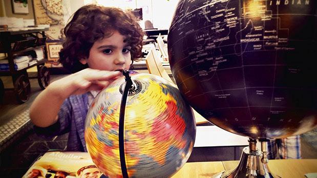 Worldschooling: la familia que 'aprende' viajando por el mundo