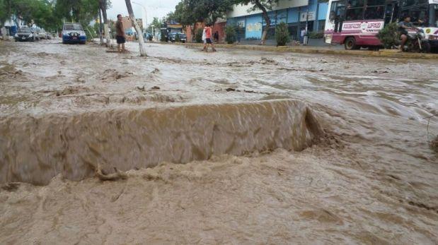 Senamhi: se prevé reinicio de lluvias esta noche