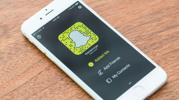 Snapchat mejora su chat y se alista para competir con Facebook