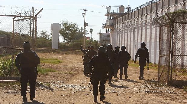 México: Desaparece jefe de cárcel de Sinaloa tras fuga de narco
